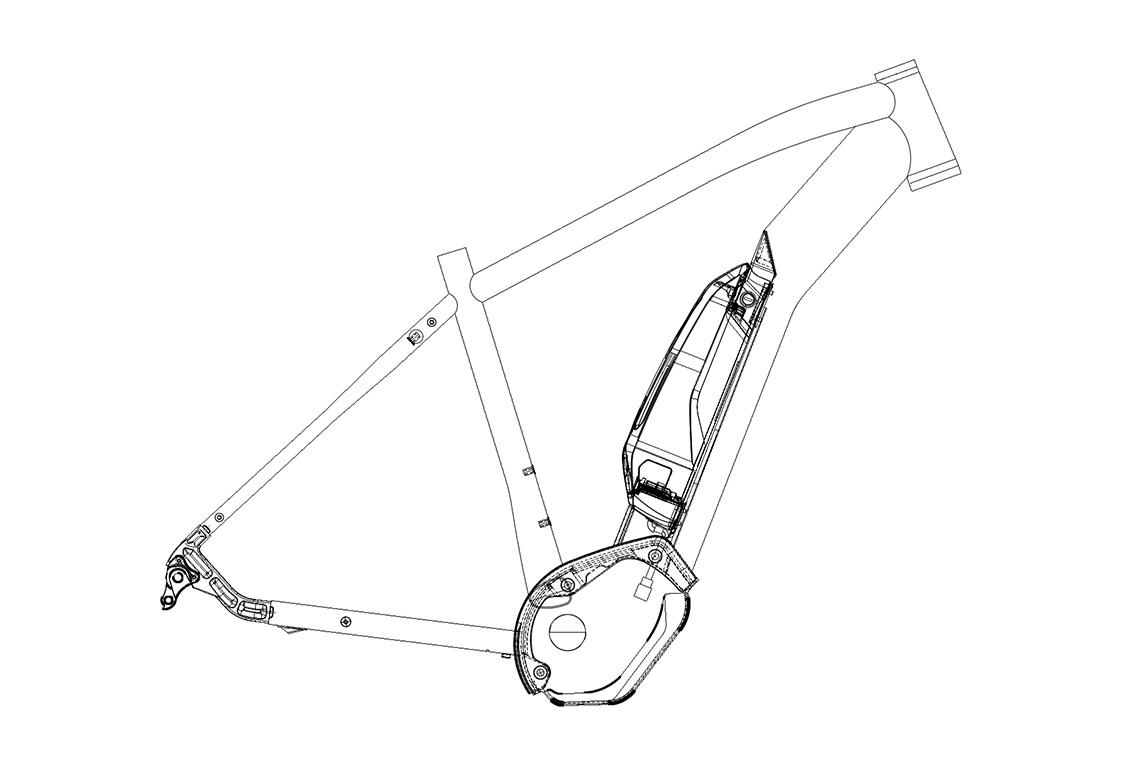 Carraro Bisiklet Ölçüler